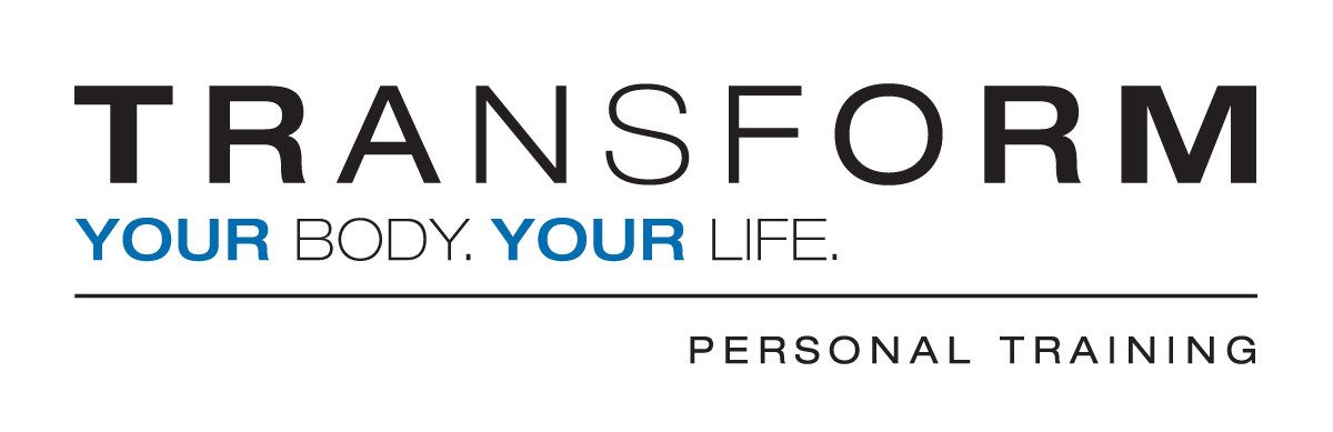 Transform Personal Training Header Logo